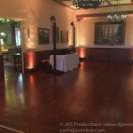 The University Club of Santa Barbara-The Riviera Mansion Santa Barbara--JAS Prodctions Up-Lighting-3