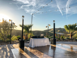 Hummingbird Nest Ranch Wedding DJ