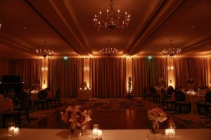 JAS Productions Wedding Up-Lighting